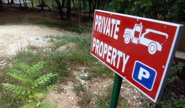 privatan posjed
