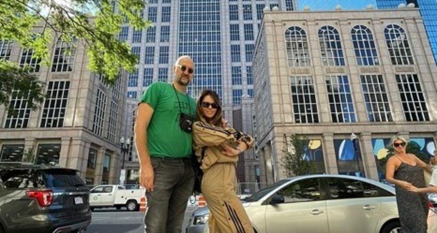Ludi provod u Vegasu: Dino i Viktorija Rađa završili u backstageu s američkom zvijezdom koja im je održala privatni show!