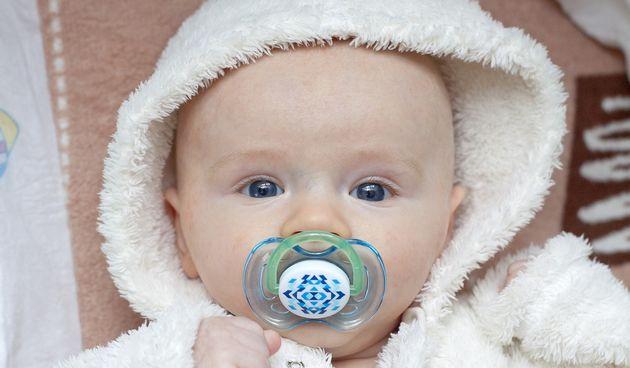 Beba s dudom