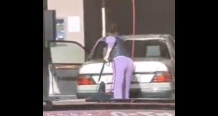 Za koronu: Samo kod nas možete vidjeti ovakvo pranje automobila