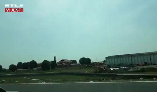 Prometna nesreća u Slavonskom Brodu (thumbnail)