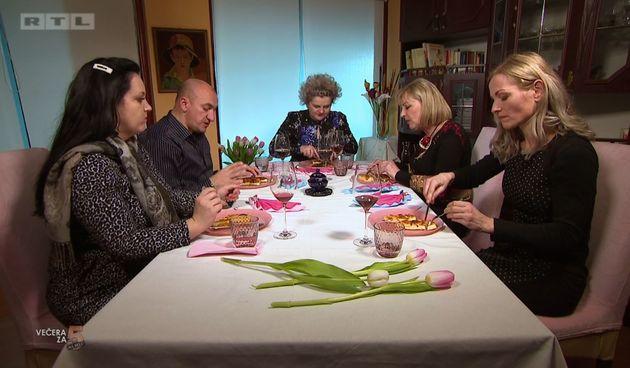 Večera za 5 na selu Ivanka Mikac