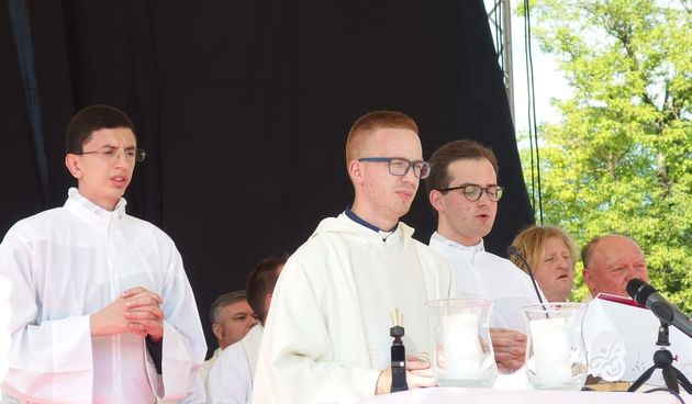 Mlada misa u Dugoj Resi - Branimir Jagodić - 12.07.2020.