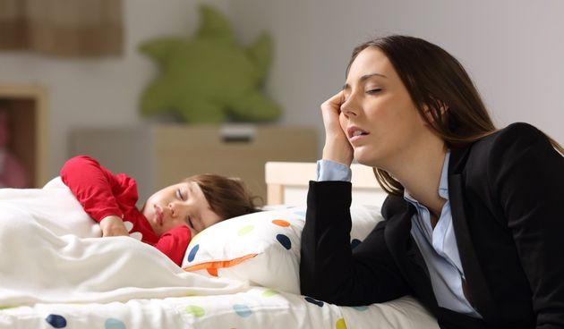 Umorni roditelji: Spremanje djece za školu znači da radite jedan dan više