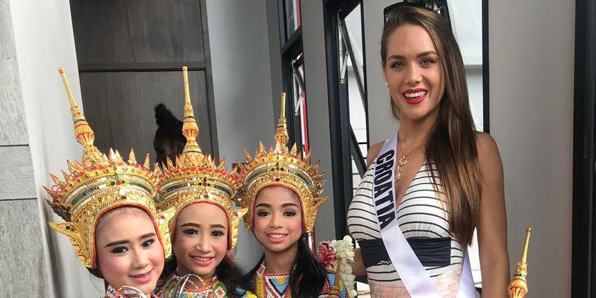 Naša Miss sa Tajlanda: 'Među djevojkama nema napetosti i čekamo finale'