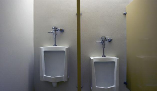 Javni WC, pisoar