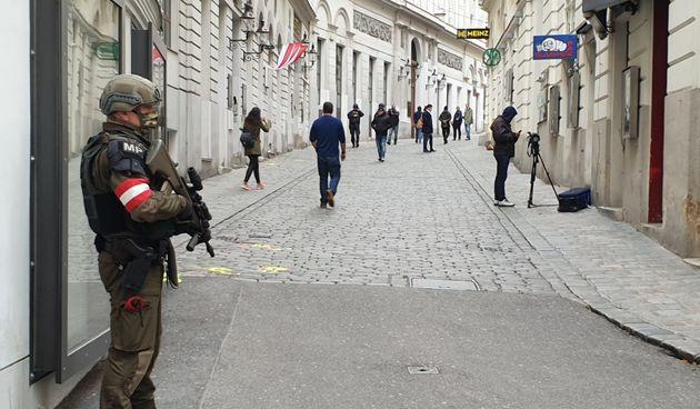 Beč pod opsadom policije