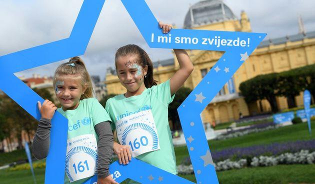 UNICEF-ova humanitarna utrka Mliječna staza