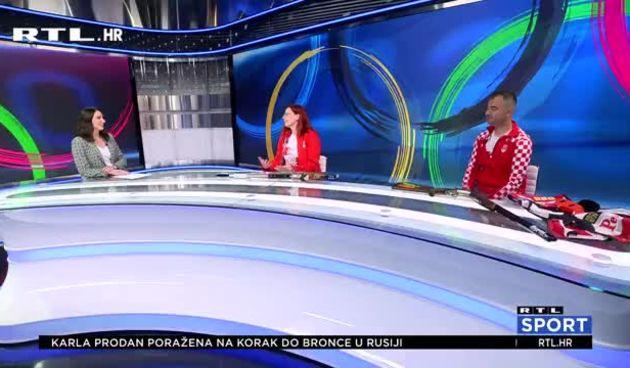 77 je dana do Tokija, a gosti RTL studija su olimpijci Snježana Pejčić i Josip Glasnović (thumbnail)