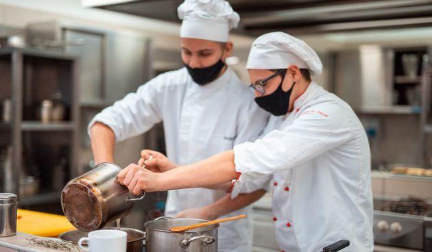 kuhari učenici projekt