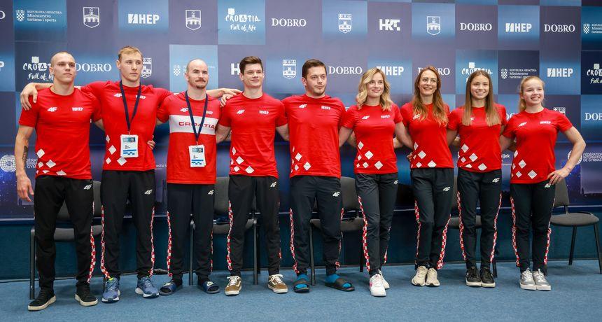 Hrvatski reprezentativci kreću u borbu za medalje na DOBRO World Cup