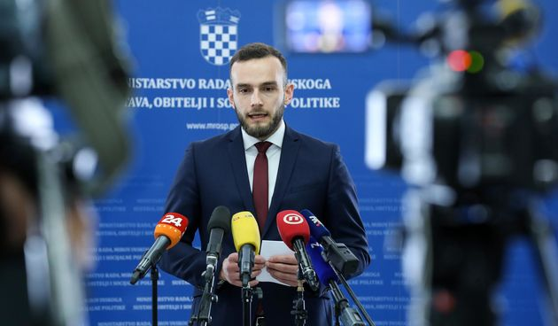 ministar Aladrović