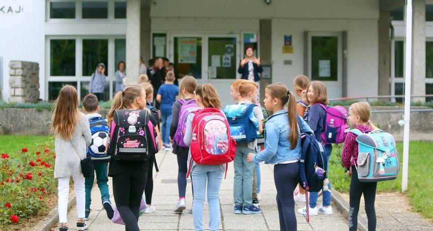 U ovoj županiji od ponedjeljka u školu idu samo mlađi osnovci i maturanti