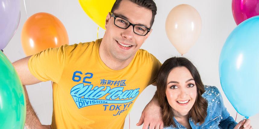 Upoznajte omiljene voditelje RTL Kockice: To su Tatjana Horvatić i Davor Balažin!