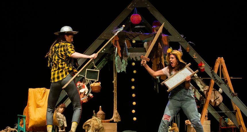 Dječje kazalište: Korona nas je usporila, ali nije zaustavila!