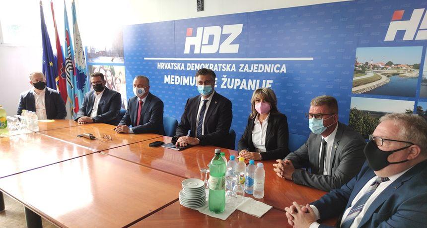 HDZ: Domovinski pokret nasljednik politika koje su Tuđmana dovodile u pitanje