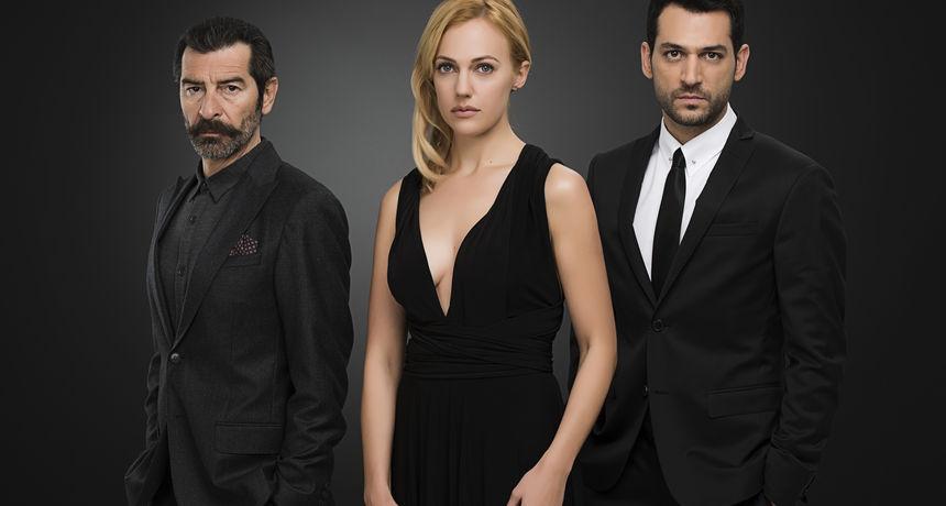 """Tko su karizmatični likovi nove turske serije """"Kraljica noći""""?"""