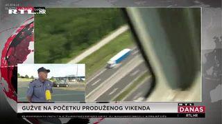 Kilometarske gužve na naplatnim kućicama Lučko, dogodilo se više nesreća (thumbnail)