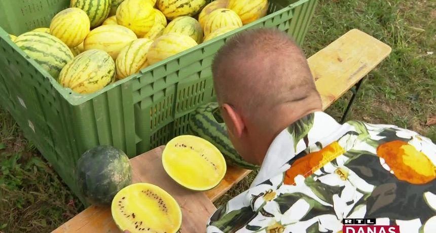 Plantaža egzotičnog voća i povrća u Donjoj Bistri: Indijanske banane, 6 vrsta lubenica, cvjetača kao da je za ukras...