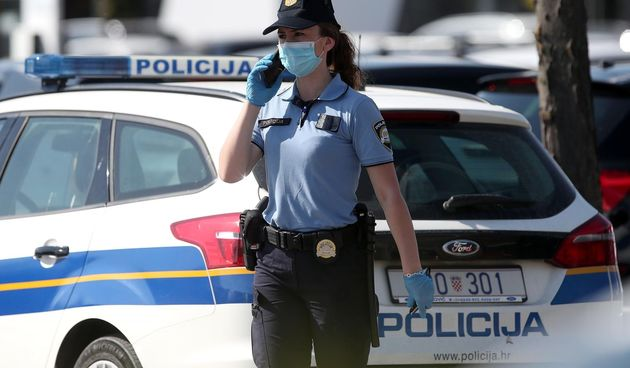 Policija ilustracija
