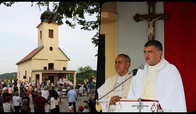 Župnik Branko Risek na Rokovo se oprostio od Dugorešana, već sljedeću nedjelju dolazi im novi - diplomirani arhitekt i svećenik Željko Nestić