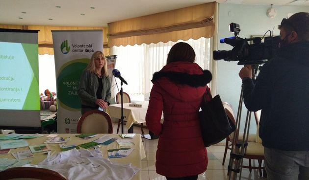 Volonterski centar Kupa provodi dvogodišnji program podrške volonterstvu: Želimo dodatno valorizirati angažman mladih na ruralnom području