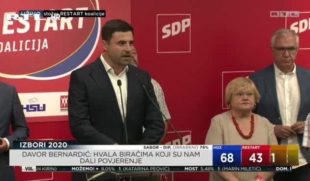 Bernadić: 'Spreman sam otići, sutra ćemo razgovarati...' (thumbnail)