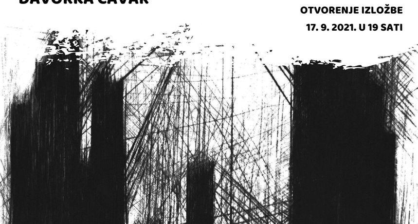 U Knjižnici za mlade od petka izložba grafika Davorke Čavar, sarajevske likovne umjetnice koja živi i radi u Karlovcu