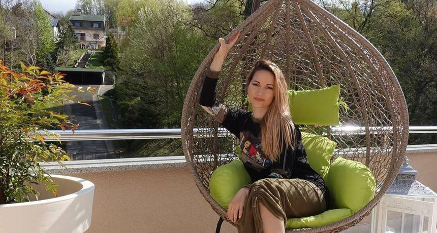 Možemo se ovdje zamisliti! Pamela Ramljak se pohvalila ogromnom terasom u novom stanu