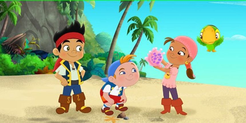 Jani i pirati iz Nigdjezemske