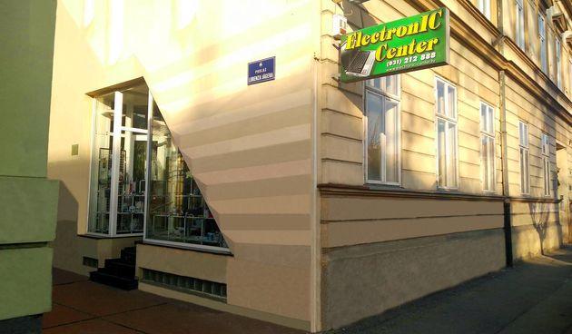 Electronic centar Osijek - zabavna i profesionalna elektronika stiže i u vaš dom