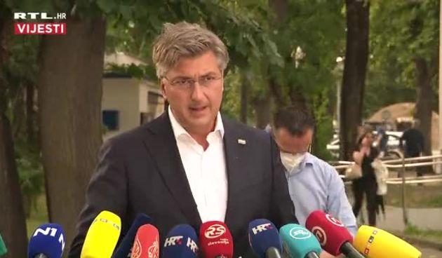 Premijer u Slavonskom Brodu: 'Sve što bude trebalo, mi ćemo pomoći' (thumbnail)