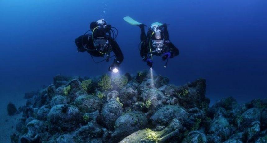 Ostaci potopljenog vojnog broda iz antičkog doba otkriveni u Egiptu