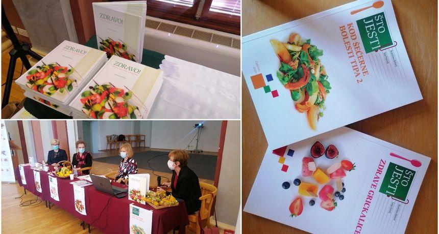 UZ SVJETSKI DAN HRANE Predstavljene publikacije posvećene promicanju pravilne prehrane