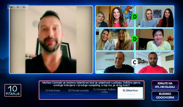 Matteo Cetinski se javio timovima (thumbnail)