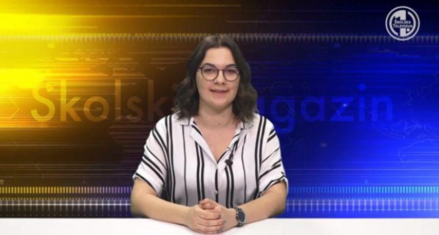 ŠKOLSKI MAGAZIN 60 Novi izgled škole u Marčanu, bronca na Olimpijadi iz fizike...