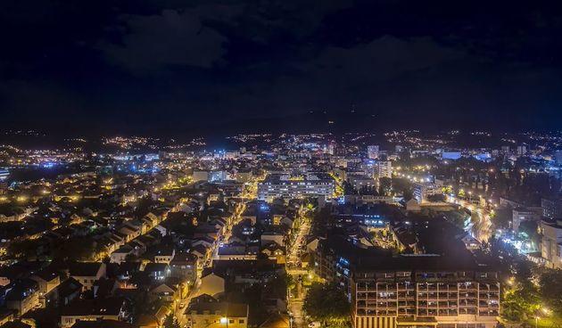 VIDEO 'Grad spava, čujem mu disanje': Jeste li se ikada zapitali kako glavni grad izgleda u sitnim satima?