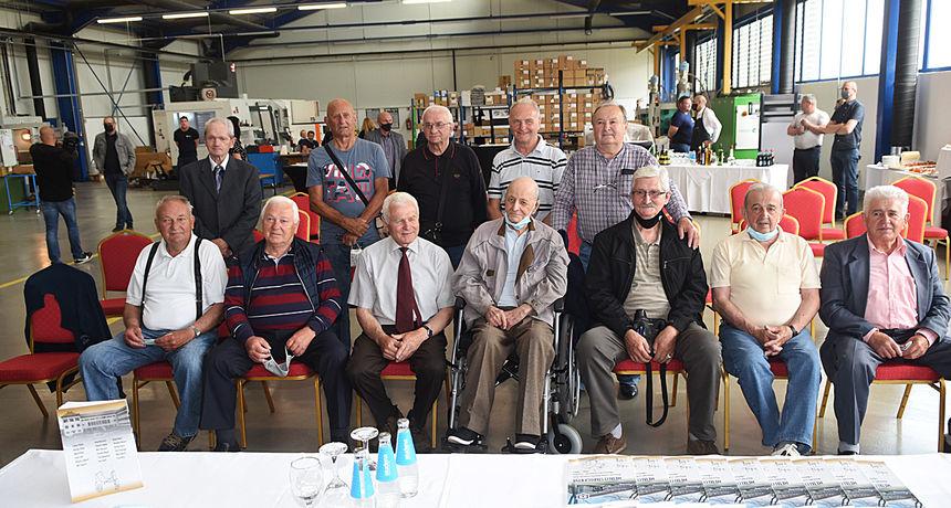 Prva generacija maturanata Tehničke škole obilježila 55. godišnjicu mature - sve zabilježili u vrijednoj publikaciji