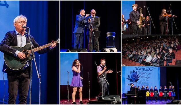Dobrotvorni koncert 'Proljeće za Katružu' u Centru za kulturu Čakovec
