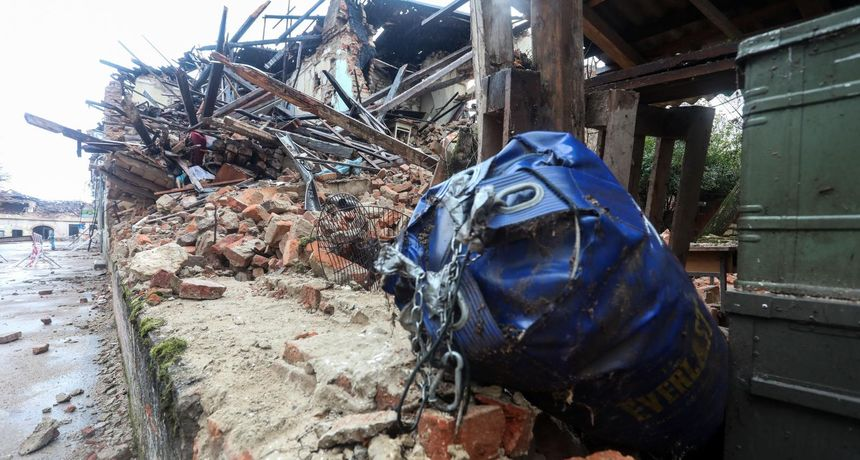 Nature o potresu u Petrinji: Tlo se pomaklo 10 cm u jednom, 36 u drugom smjeru. Uzrok je proces star 160 milijuna godina
