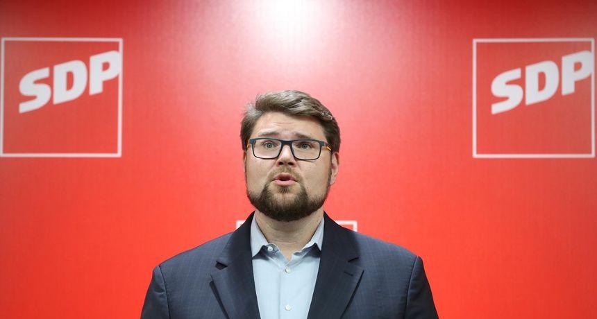 Grbin: Većina u Zagrebu će sigurno biti oformljena, a zagrebački SDP raspušten da ne bi bio 'servis za zapošljavanje'
