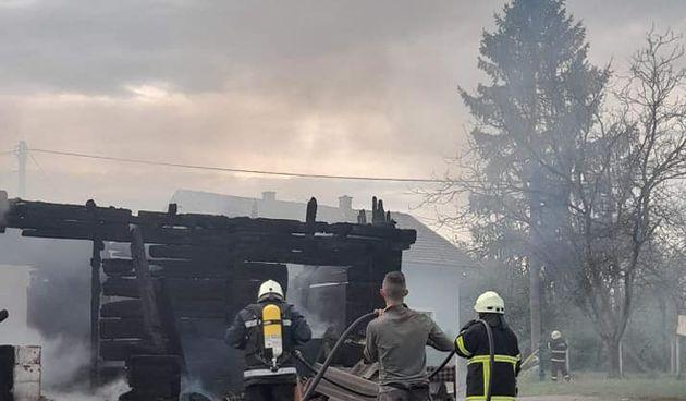 Požar pisarovina