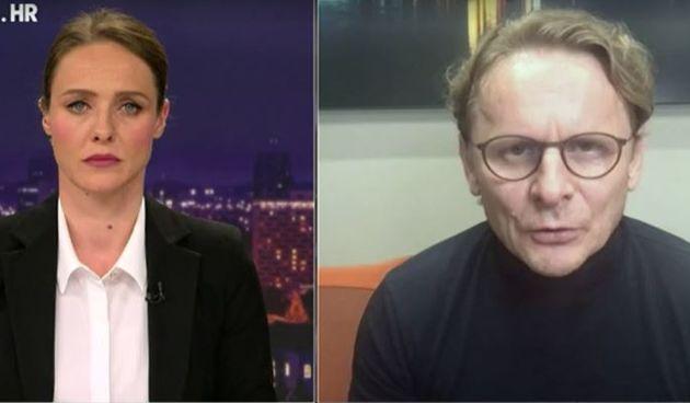 VIDEO Čudo u Direktu! Đikić pohvalio Stožer: 'Bar se sad trude, ako ništa drugo - govore istinu'