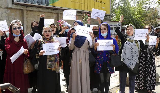 prosvjed, afganistan