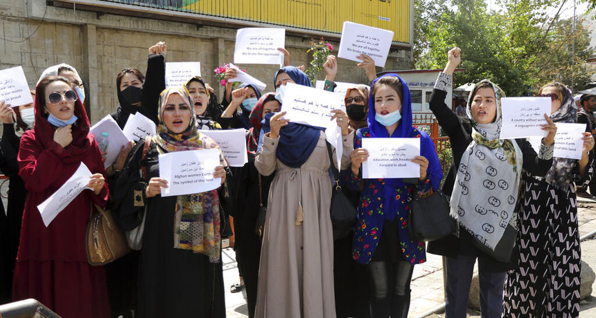 Talibani uvode rodnu segregaciju na sveučilišta: Bit će obavezna i nova pravila odijevanja