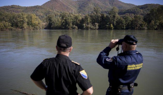 BiH Policija na granici