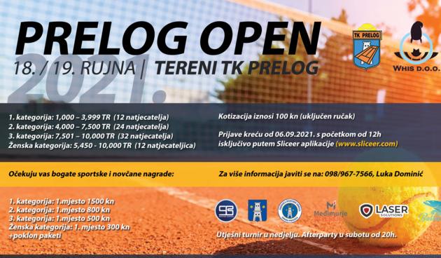turnir tenis prelog klub