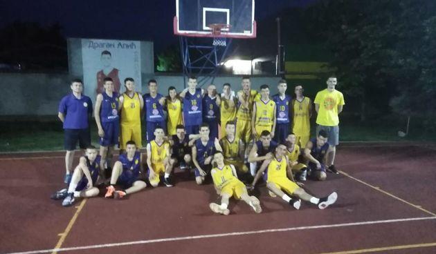 Predkadeti Vrijednosnica Osijek osvojili međunarodni turnir u Novom Sadu
