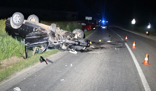 Prometna nesreća Selnica