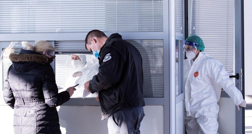 I dalje velike brojke: U Splitsko-dalmatinskoj županiji 438 novooboljelih, dvije osobe umrle